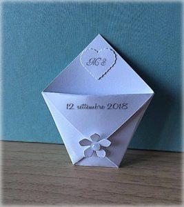 Bustine Matrimonio Portaconfetti Segnaposto personalizzato
