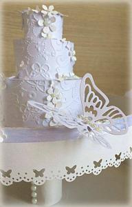 dettagli torta di bomboniere 3