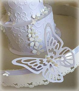 dettagli torta di bomboniere 9