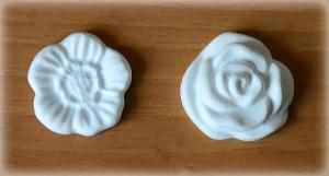 fiori ceramica - decorazioni bomboniere - bomboniere dautore