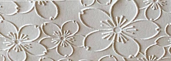 rilievo personalizzato per portaconfetti a fiori